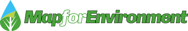 Map for Environment Logo